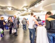 MASTER Lounge im Rahmen der Karrieremesse CAREER & Competence