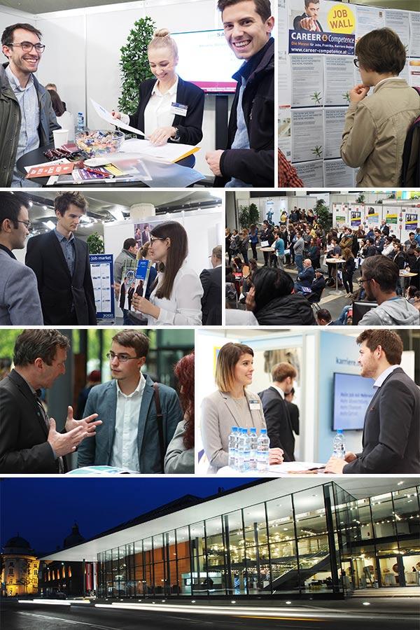 CAREER & Competence Westösterreichs größte Karrieremesse